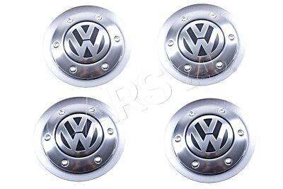 Volkswagen Genuine Wheel Center Hub Cap Chrome For VW Touareg 2003-2010 7L6601149G8Z8