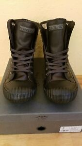 9cc92a1a9bae0b Converse X JV CTAS Bosey Boot Oiled Leather Hi Chocolate Black Mens ...