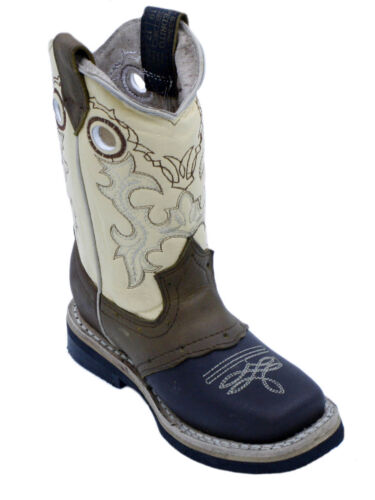 Kids Western Cowboy Boots Pull Up Closure Style 2 Best Price $39.99