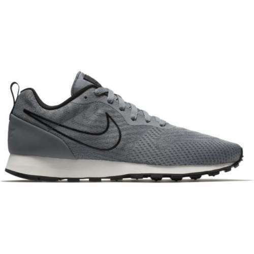 Nike MD pour Homme Runner 2 ENG MESH GRIS/NOIR/BLANC 916774 001 Taille: UK 9.5-te 916774 001 Taille: UK 9.5