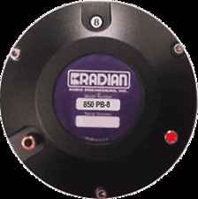 RADIAN 850 PB 8ohm COMPRESSION DRIVER - FREE SHIPPING!! AUTHORIZED DISTRIBUTOR!