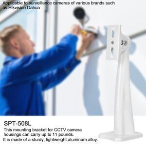 Aluminum-Wall-Mount-Bracket-Indoor-Outdoor-for-Surveillance-Security-CCTV-Camera