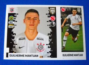 Sticker 322 a//b Henrique Panini FIFA365 2019 Corinthians