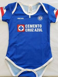 eccae694941 New! Club deportivo Cruz Azul generic 2018 infant Toddler size L (10 ...