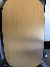 Herman Miller Eames 6ft Conference Table With Matching 4 Ft Nelson Table Desk