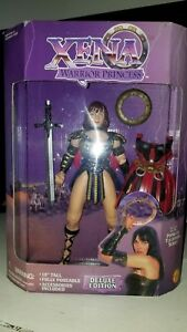 RARE-10-INCH-XENA-WARRIOR-PRINCESS-DOLL-DELUXE-EDITION-ACTION-FIGURE