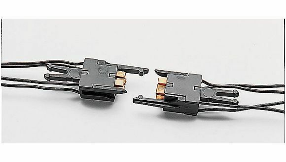 Roco H0 40345 Électrique Embrayage 4-polig (2 Pièce ) - Neuf + Emballage