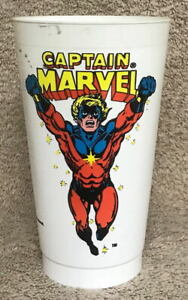 MS MARVEL Marvel Super Heroes ICEE CUP 1978 Circle K