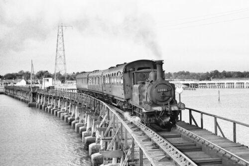 32661 British Rail 6x4 Quality Steam Rail Photo