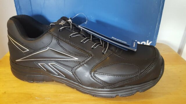 5ba777744b08 Reebok Rb4490 Men s Senexis Classic Athletic Oxford Black All Sizes Comp Toe  11 Medium