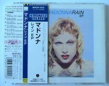 MADONNA RAIN WPCR-1512 japan press w/obi