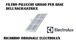 FILTRO LANUGINE ASCIUGATRICE ORIGINALE AEG ELECTROLUX