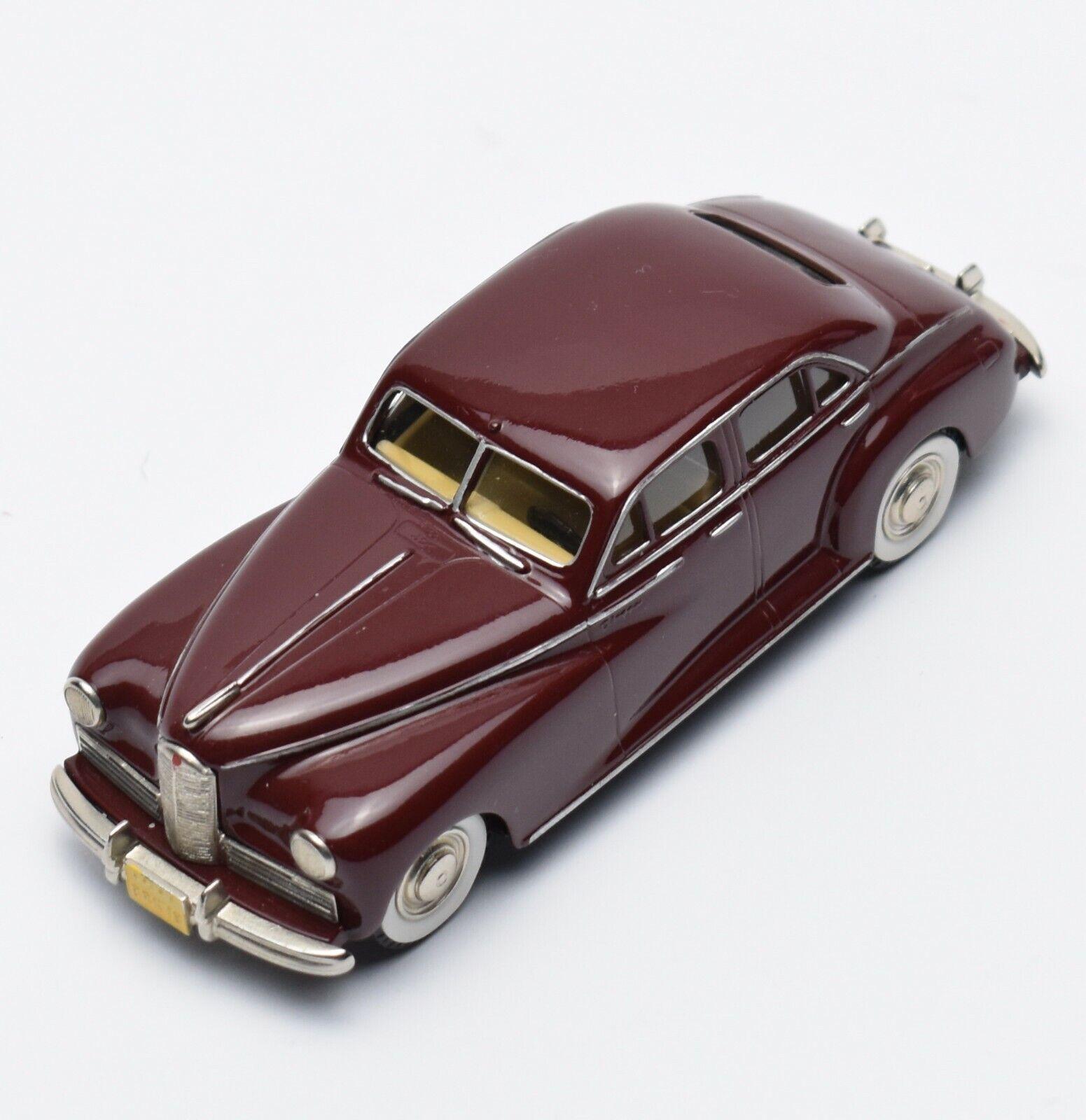 grandes precios de descuento Brooklin models rareza BRK 18 Packard Clipper Clipper Clipper año 1941 sedán, 1 43, v007  ganancia cero