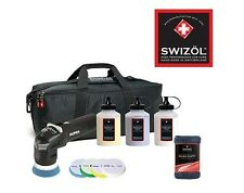 SWIZÖL SWISSVAX Rupes BIGFOOT POLISH DELUXE KIT 75er - Poliermaschine / Exzenter