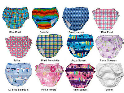 Trunks NEW iPlay Washable Reusable Swim Diapers Tanks SPF 50+ You Choose