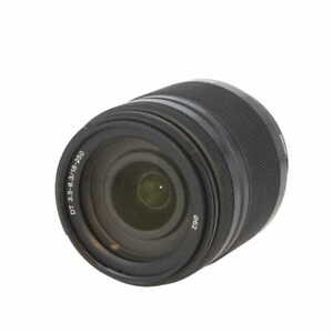 Sony 18-250mm F/3.5-6.3 DT Alpha Mount Autofocus Lens {62} - UG