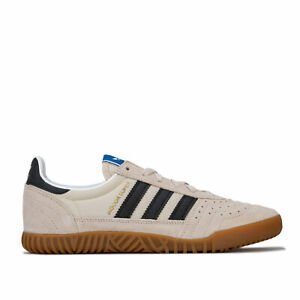 Adidas-Originals-pour-homme-Indoor-Super-Baskets-en-Clair-Marron-Core-Noir-Gum4