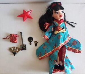 BRATZ-Doll-KUMI-World-Collector-039-s-Edition-Doll-Japanese-Geisha-Tokyo-Go-Go