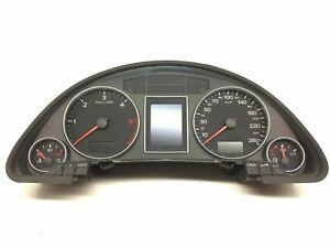 Audi-A4-B7-Km-H-Compteur-de-Vitesse-Instrument-Cluster-8E0920901D
