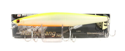 Megabass Marine Gang 140F Floating Lure PM Hot Shad 9350