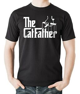 The-Catfather-T-Shirt-Gift-For-Pet-Lover-Tee-Shirt