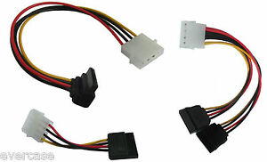 Right-angle-straight-Molex-to-SATA-adapter-cable-power-converter-connector