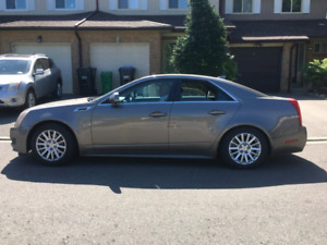 Immaculate 2012 Cadillac CTS for sale