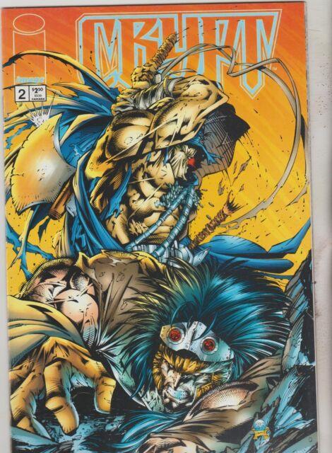 IMAGE COMICS CRYPT #2 OCTOBER 1995 1ST PRINT VF