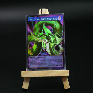 Yugioh-Orica-predaplant-verte-Anaconda-FULL-ART-HOLO-Custom-Card