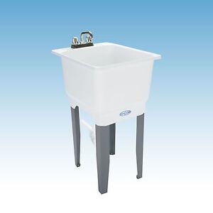Ausgussbecken-Waschtrog-Waschbecken-Spuele-Wanne-Modell-12F-extra-gross-u-tief