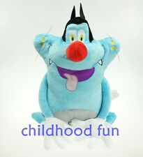 Oggy and the Cockroaches plush toys 15in Oggy Cute plush doll Brand New