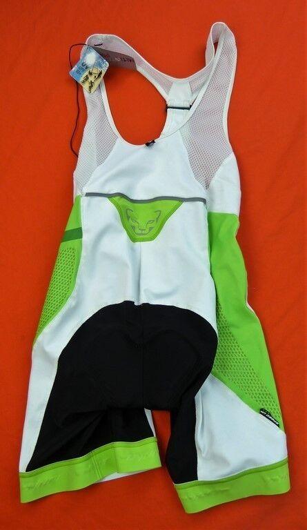 DYNAFIT Cuissard Court Vélo Femme size S - Modèle Traction W Bib shorts