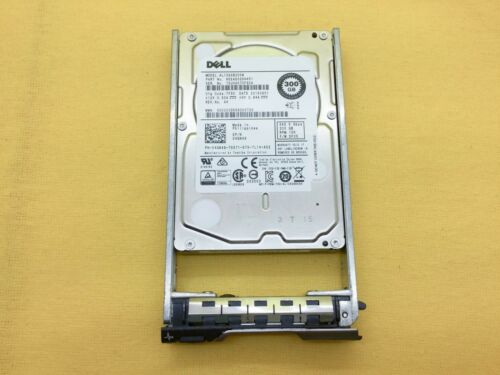 4GN49 DELL 300GB 15K 6G SFF 2.5/'/' SAS ENT HDD AL13SXB300N 04GN49 W// tray