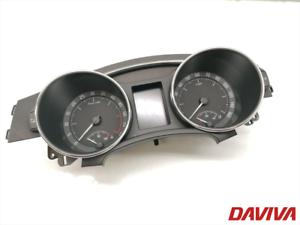 2014 Skoda Superb 2.0 Tdi Diesel Compteur de Vitesse Tableau Bord 3T2920941M