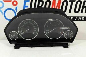 BMW-Sport-Ligne-Diesel-Compteur-de-Vitesse-F36-F30-F32-F34-Groupe-Km-H-Hud