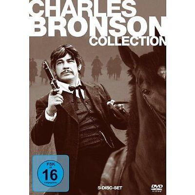 Charles Bronson DVD Box 5 DVDs Film Spielfilm FOX