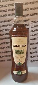 GUAJIRO RON MIEL 1L 30% CANARIAS RHUM MIEL HONEY RUM CANARY ISLANDS
