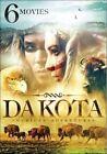 Dakota American Adventures 6 Movies Region 1 DVD