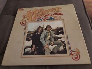 JOHN-DENVER-Back-Home-Again-used-VINYL-LP-cheap