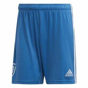 Adidas-Fussball-Juventus-Turin-FC-Herren-3rd-Hose-2019-2020-Ausweichshorts-blau