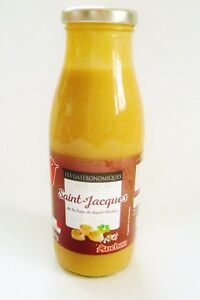 Suppe-Fischsuppe-Jacobs-Muschel-Suppe-Saint-Jacques-490g-original-aus-Frankreich
