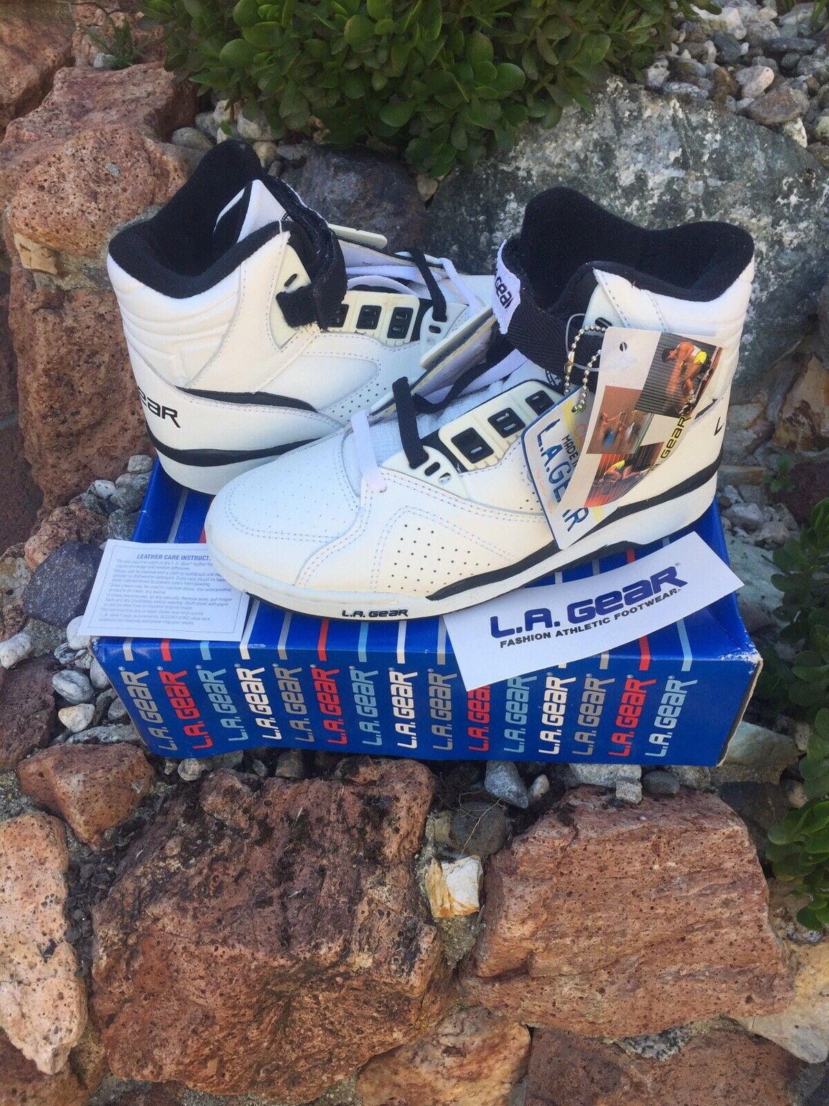 Zapatos de baloncesto Vintage Star jugador POR LA GEAR Sz.5 DS hacer oferta nuevo viejo Stock