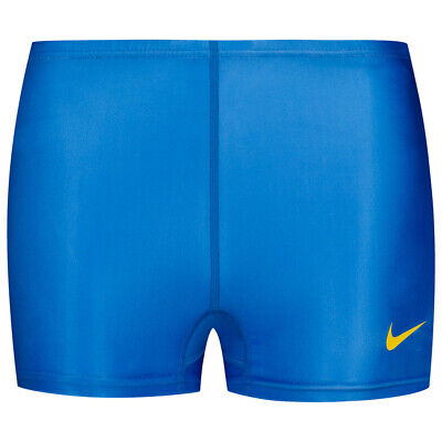 Nike Damen Leichtathletik Sport Hose Trainings Shorts 714145 408 blau neu | eBay