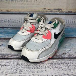 Nike-Air-Max-90-Athletic-Shoes-South-Beach-833414-110-Sz-13-5C