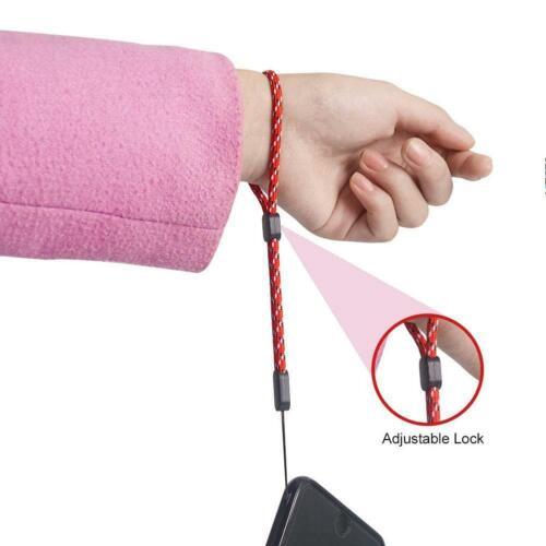 3 Stücke Überlegene Einstellbare Handgelenk Handschlaufe Lanyard Handy Kamera