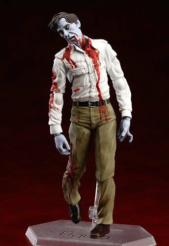 Max Factory Figma No.224 Flyboy Zombie Dawn of the Dead Action Figure Japan