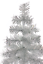 18-039-039-Silver-Christmas-Tree-Silver-Feather-Tinsel-Tree-Tabletop-Holiday-XMASS thumbnail 3