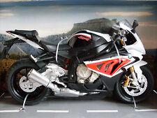 2014 BMW S1000RR rot/weiss Automaxx Motorrad Modell 1:12, Art.6062/3