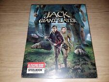 Jack the Giant Slayer Steelbook (Blu-ray 3D/2D) Future Shop Exclusive MINT OOP