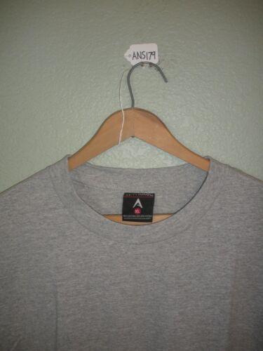 Antigua Gray T Shirt SZ-XL ANS179